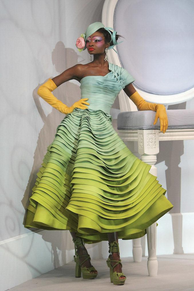 Photo Guy MarineauChristian Dior Couture Eté 2007