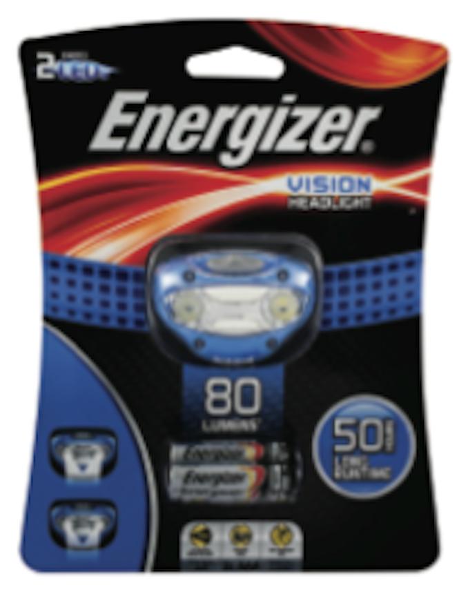 Energizer headset