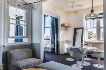 Henry Deane Hotel Palisade hotel room 1