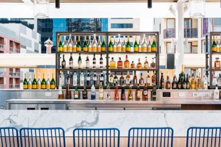 Level Seven rooftop bar Primus Hotel Sydney