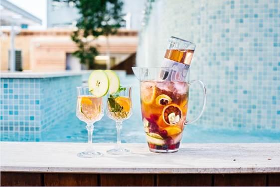 Level Seven rooftop bar Primus Hotel Sydney drinks cocktails