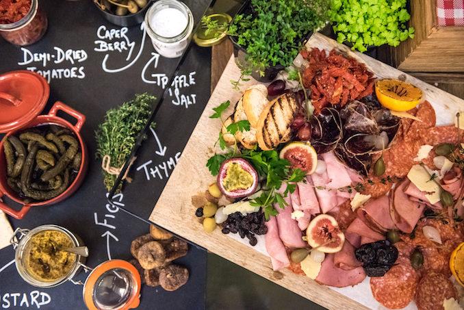 Primus Lobby gin Bar hotel Sydney food