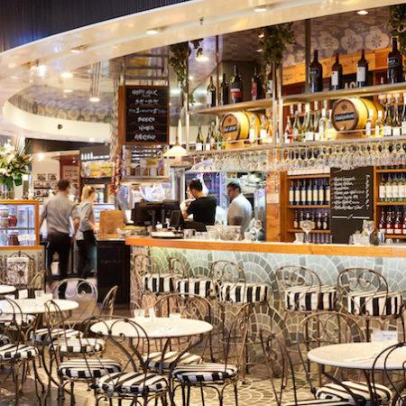 Ragu Pasta Wine Bar Sydney Westfield 4