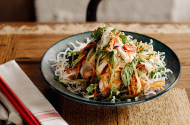 Saigon Sally Vietnamese restaurant Asian food 5