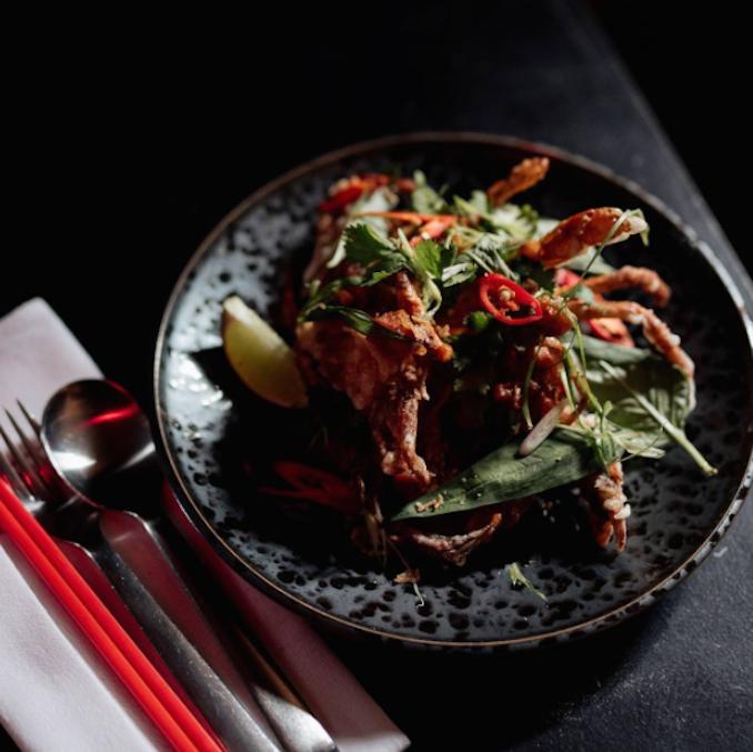 Saigon Sally Vietnamese restaurant Asian food 7
