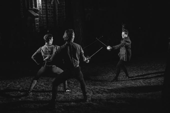 Underground Cinema Royal Court Kingdom Montsalvat duel