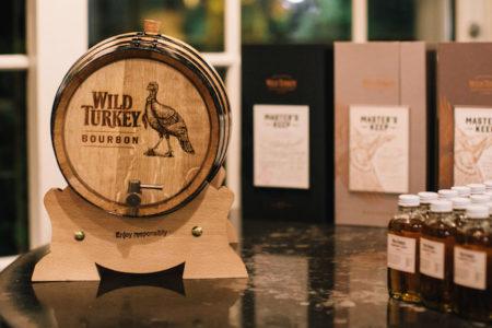 WIld Turkey bourbon Masters Keep 1894 logo