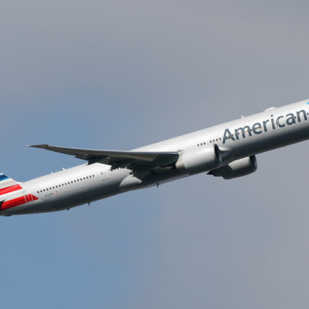 American Airlines Boeing 777 Business Class