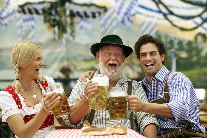 Bavarian Bier Cafe Rockpool Sydney Oktoberfest Sydney