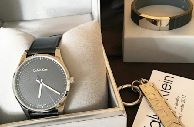 Calvin Klein Steadfast watch