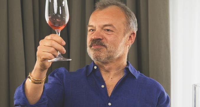 Graham Norton wine