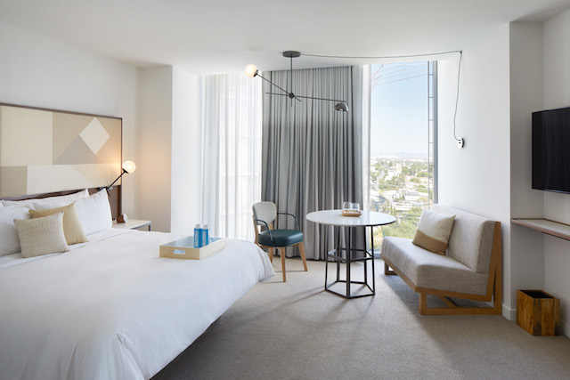 Jeremy Hotel West Hollywood THE F king room