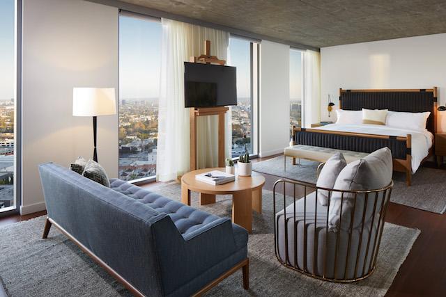 Jeremy Hotel West Hollywood THE F penthouse 2
