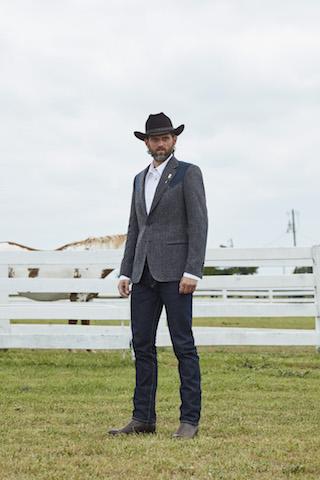 MR PORTER Kingsman cowboy