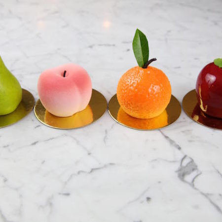 Koi Dessert Bar spring fresh fruits cakes