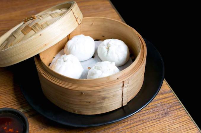 London Paddington Cantonese restaurant Sydney dumpling pork buns