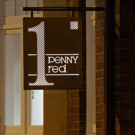 One Penny Red Summer Hill Sydney