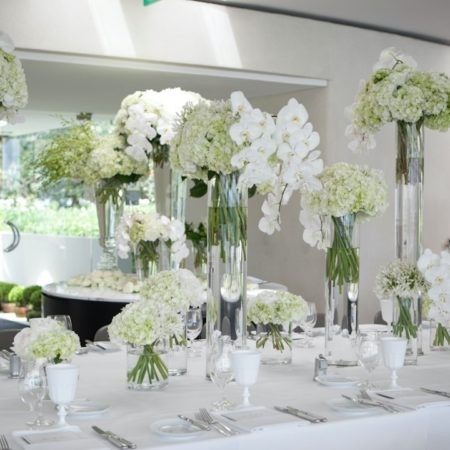 Philip Carr party planner throw Sydney wedding table