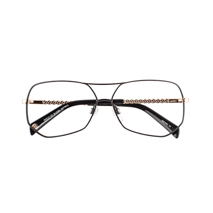 Specsavers Balmain collection eyewear glasses 1