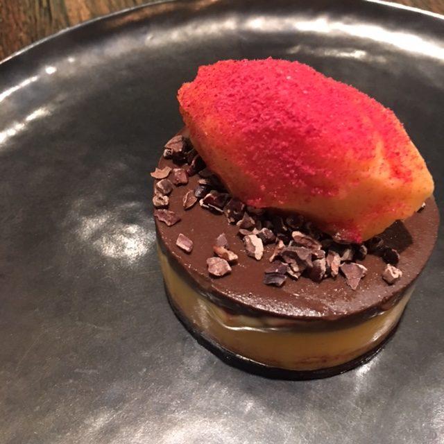 Vizio Cafe e Cucina Sydney aperol gelati