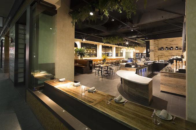 Vizio Cafe e Cucina Sydney front