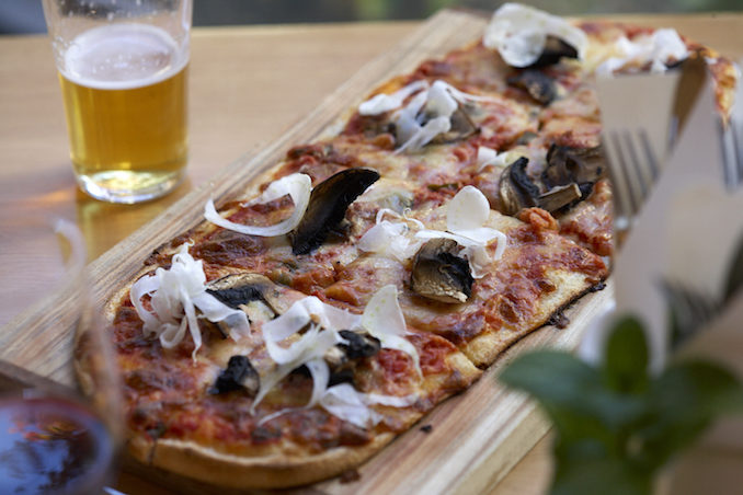 3 Weeds Rozelle pizza