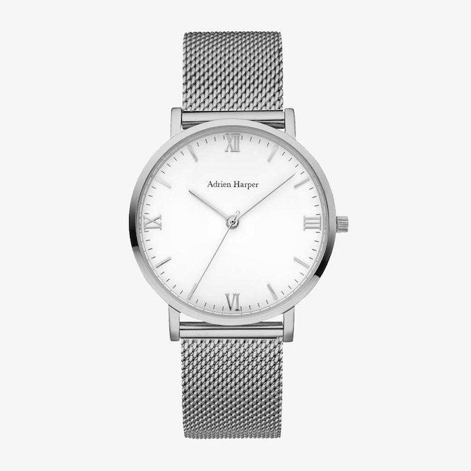 Adrien Harper Audrey Mesh watch