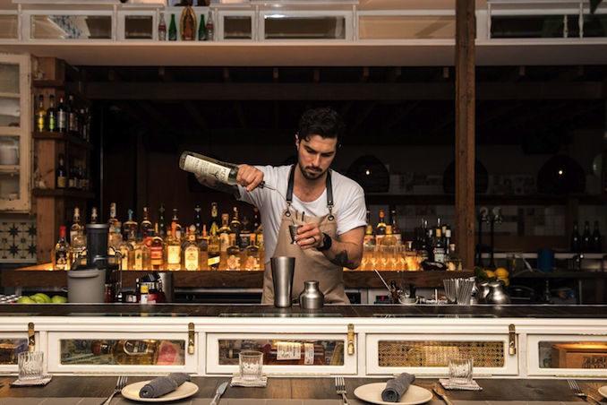 Chula Mexican restaurant Potts Point Sydney THE F cocktails bar