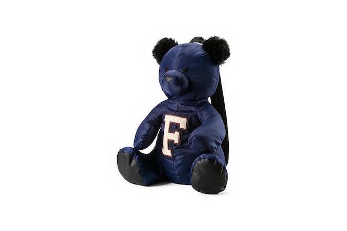 Fenty Puma Rihanna teddybear backpack