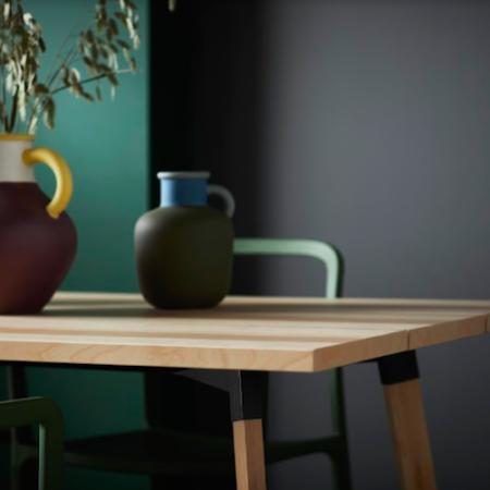 IKEA Hay Mette Rolf Danish Swedish design Scandi tea table