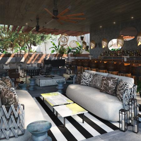 La Peer Hotel West Hollywood THE F Bar