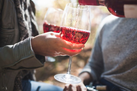 Rose wine from Dan Murphy's