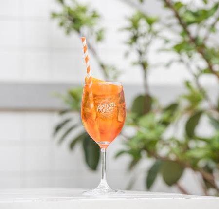 Aperol Spritz Sydney cocktails THE F