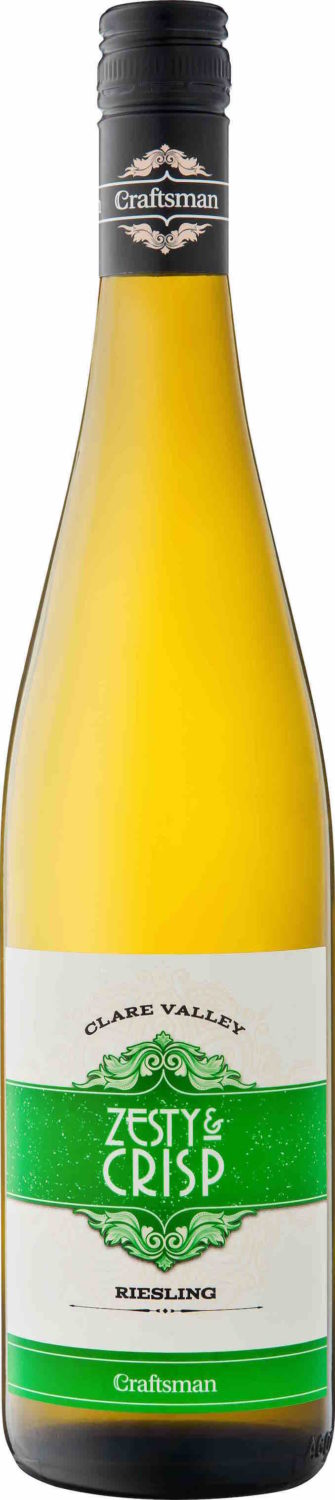 Craftsmans Style Series Zesty and Crisp Riesling. RRP $15.00 available at BWS.