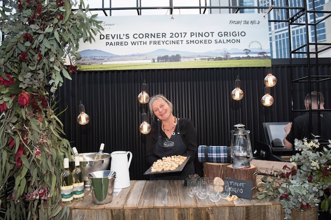 Devils Corner Melbourne food wine wine