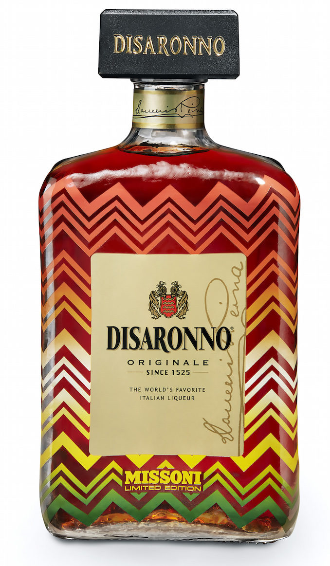 Disaronno Wears Missoni Limited Edition 700ml HR