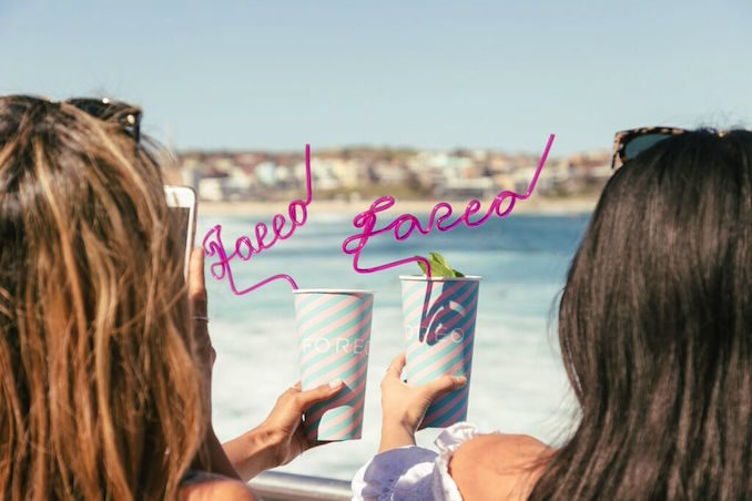 Foreo Bondi Icebergs Sydney drinks