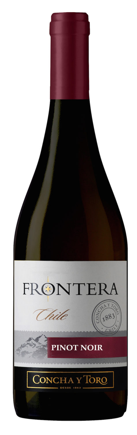 Frontera Pinot Noir RRP $13.00 available from Dan Murphys and BWS