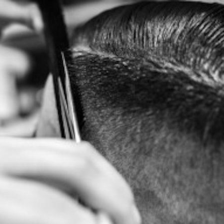 Grooming mens haircut