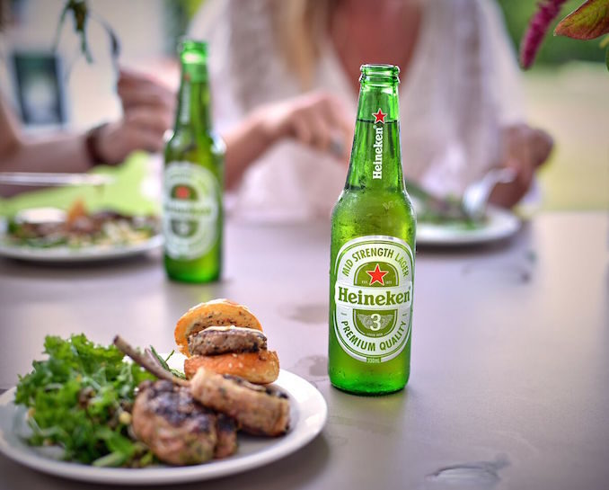 Heineken 3 beer