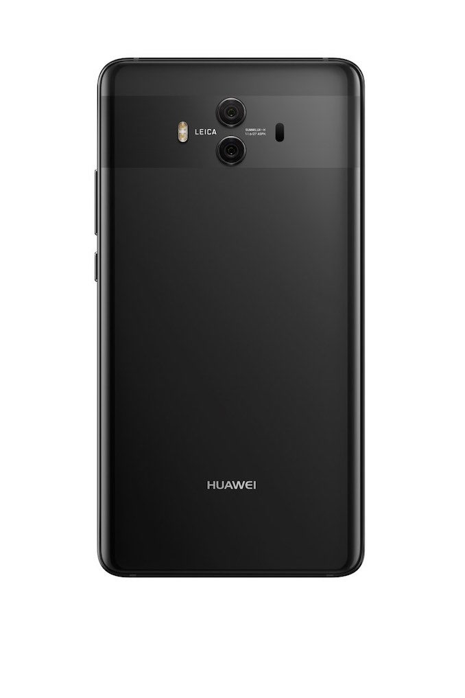 Huawei Mate 10 handset movile front