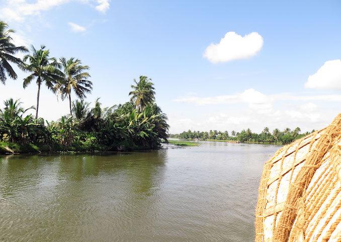 Kerala Backwaters India Contiki 1
