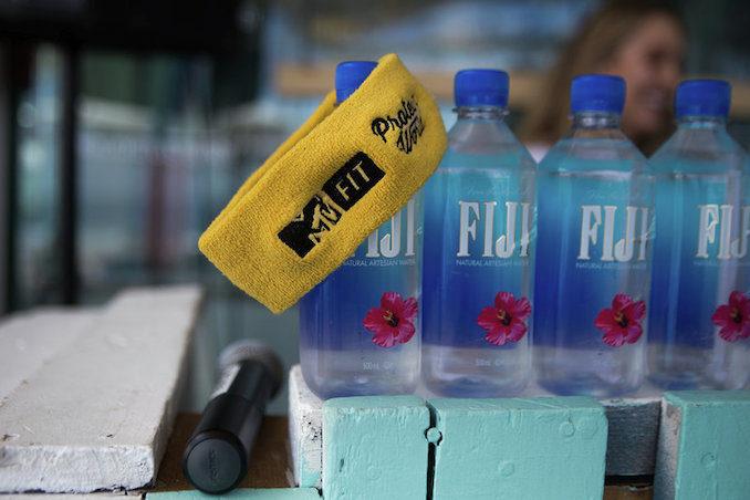 MTV Fit Chemist Warehouse fiji water