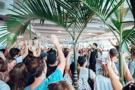 Merivale Coogee Pavillion Sunday Sundown party