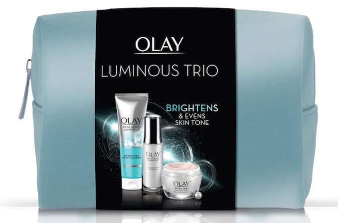 Olay Luminous Trip
