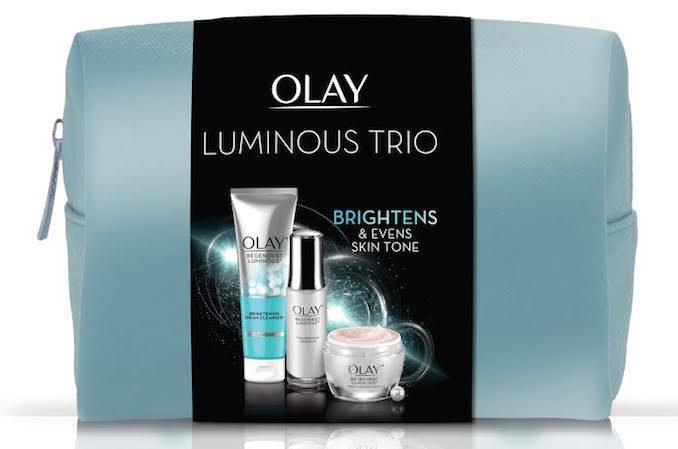 Olay Luminous Trip