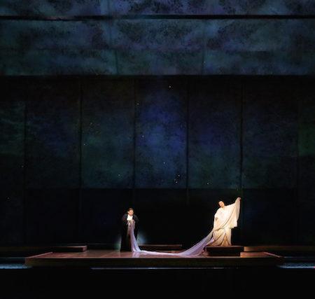 Opera Australia Madama Butterfly Capitol Theatre Sydney set