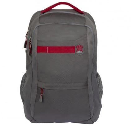 STM Triloy backpack grey front