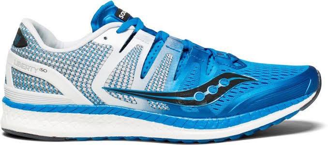 Saucony Liberty ISO (Blue:White) $250