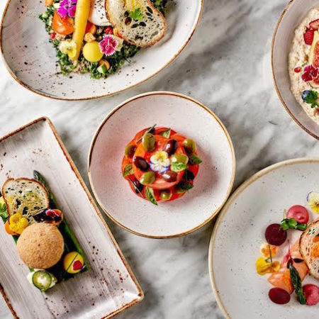 Seventeen cafe restaurant Walsh Bay Sydney food